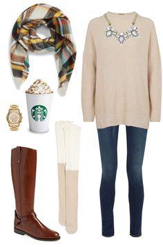 Cozy Fall Sweater...