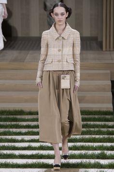 Chanel Spring 2016 Couture Fashion Show - Elizabeth Davison