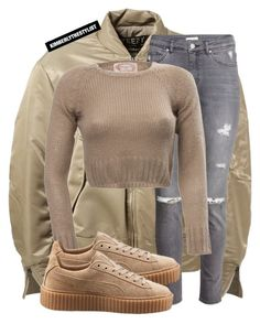 """""""Untitled #2023"""" by whokd ❤ liked on Polyvore featuring adidas Originals, H&M and Puma"""