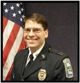 Meet the Riley County Police Department Command Staff. Pictured is Captain Tim Hegarty.