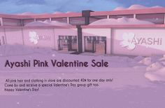 Ayashi Pink Valentine Sale | Flickr - Photo Sharing!