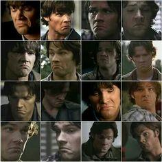 Las caras de Sam
