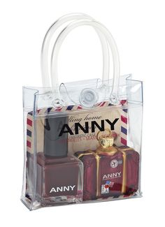 ANNY Travelling Home For Christmas Set (dark red)