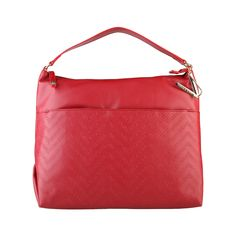 Shoulder bag of eco leather, one handle, applied logo. - fabric lined interior - zip fastening - inside: 1 compartment, - Shoulder bag women Red Versace Jeans Bags, Cristiano Ronaldo Underwear, Brown Crossbody Bag, Red Shoulder Bags, Black Cross Body Bag, Luxury Bags, Shopping Bag, Nike Women, Leather