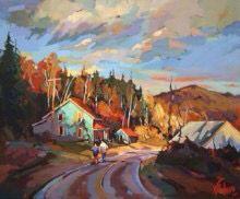 Peinture Christine Nadeau