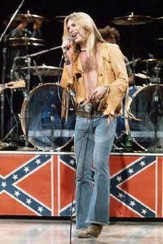 """Jim """"Dandy"""" Mangrum- Black Oak Arkansas"""