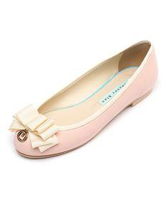 Look at this #zulilyfind! Pink Lina Flat #zulilyfinds