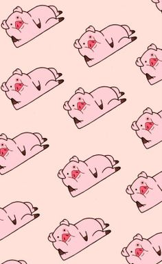 ymeerxzr: Waddles Phone Wallpapers | Welcome To Gravity Falls