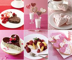 Valentines Day Dessert Recipes!