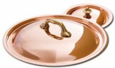 """World Cuisine 45261-24 Dome Lid w/ Bronze Handle, 9.5-in, Stainless Lined Copper, Each by World Cuisine. $179.10. World Cuisine 45261-24 Dome Lid w/ Bronze Handle, 9.5-in, Stainless Lined Copper. Dome Lid, 9-1/2"""" diameter, stainless steel-lined copper, bronze handle"""