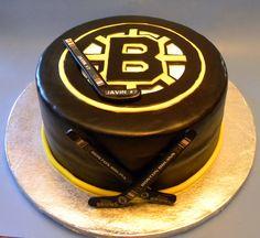 Boston Bruins Cake  Decorating Community Cakes We Bake