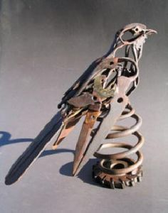 scrap metal sculptures- reminds me of a robin. scrap metal sculptures- reminds me of a robin. Metal Yard Art, Metal Tree Wall Art, Scrap Metal Art, Metal Artwork, Tree Artwork, Metal Welding, Welding Art, Design Creation, Sculpture Metal