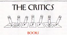 The Critics Spot by Joost Swarte in May 14th 2018 edition
