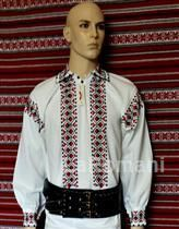 Romanian folk costume for man, handmade Folk Costume, Costumes, Bomber Jacket, Blouse, Handmade, Jackets, Men, Fashion, Down Jackets