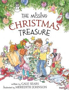 It's time to set up the Christmas decorations, but the children can't find the one Christmas scene that makes Christmas...Christmas.    Wonderful story with cute illustrations makes this a great book to read to young ones at Christmastime.