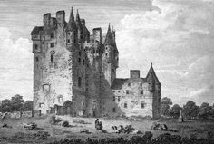 """The Monster of Glamis. A castle home to the """"mystery of mysteries... a hidden room, a secret passage, solemn initiations, scandal, and shadowy figures glimpsed by night on castle battlements."""""""
