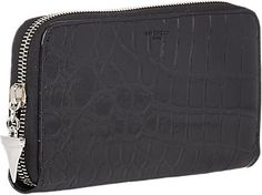 Givenchy Shark Tooth Zip-Around Wallet -  - Barneys.com