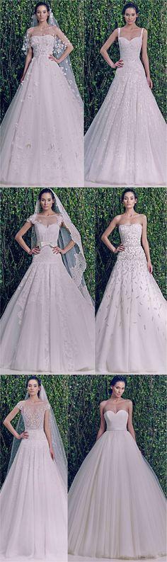 Os vestidos de noiva do Zuhair Murad! | Fashionismo | Thereza Chammas