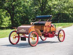 1906 Orient Buckboard Engine No.2768