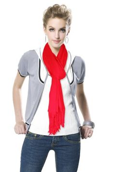 Red Pashmina Scarf 24w *** You can get additional details at the image link.