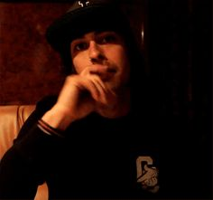 """Vic Fuentes - Pierce the Veil You know what's scary, I can almost hear him saying """"ok"""""""