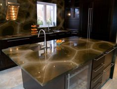 1000 Images About Exotic Granite Kitchens On Pinterest