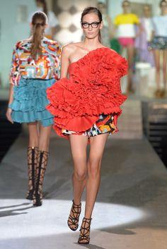 Dsquared2 RTW Spring 2015 - Milan Fashion Week