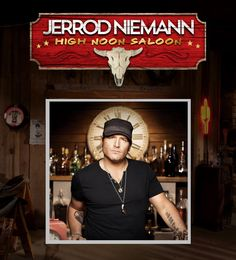 Check out Jerrod Niemann homepage to take part in an interactive experience featuring updates and a contest to win a Guitar!!
