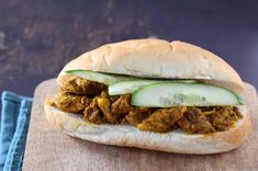 Dutch Recipes, Asian Recipes, Cooking Recipes, Healthy Recipes, My Favorite Food, Favorite Recipes, A Food, Food And Drink, Chicken Sandwich Recipes