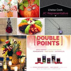 "Wanting to experience Spring early?? Take a bite out of this weeks Double rewards ""fruity"" goodness..  ::: Come visit http://ift.tt/1IeUHGb  #candles #ecofriendly #healthy #lush #sale #nvusddjic #jewelry #homedecor #interiordesign #spa #relax #yogi #sahm #bosslife"
