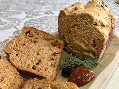 MaBAKER® PAN COUNTRY WHITE con tomates y pasas Ma Baker, Banana Bread, Desserts, Recipes, Food, Peasant Bread, Raisin, Deserts, Tomatoes