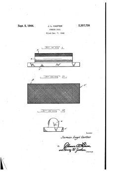 Patent US2357726 - Fender tool - Google Patents