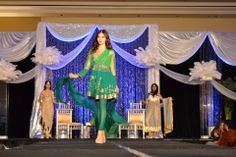 Fashion Show at the DB Bridal Expo June 1st 2014 at the Phoenician Resort ~ www.dbexpos.com