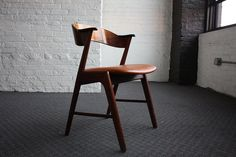 Kai Kristiansen Rosewood Danish Modern Chair (Denmark) by Kinzco, via Flickr