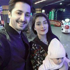Aiza khan baby