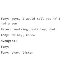 Peter and Tonys father son relationship is the reason why I wake up in the morning -tristen #peter #peterparker #spiderman #spidermanfarfromhome #spidermanhomecoming #tonystark #tonyparker #ironman #avengersinfinitywar #avengers #avengers4 #marvel