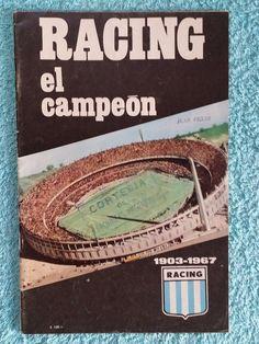1967 - INTERCONTINENTAL CUP FINAL PROGRAMME - RACING CLUB v CELTIC - ORIGINAL | eBay
