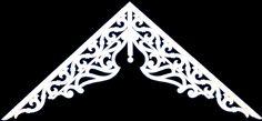 wooden gable ornaments, quaility victorian gingerbread gables