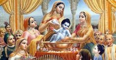 Birth Of Krishna | BIRTH OF KRISHNA IS NOT ORDINARY | The Hare Krishna Revolution