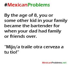 Mexican Problem #3560 - Mexican Problems