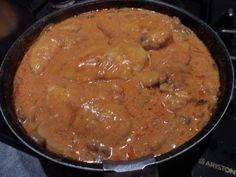Escalope de poulet à la normande : Recette d'Escalope de poulet à la normande - Marmiton