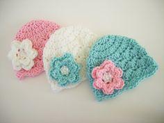 Sombrero bebé niña Pick 1 Prop foto recién nacido por CarolinaHats