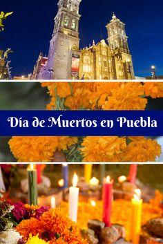 Conoce Puebla, el invitado especial al Festival de Tradiciones de Vida y Muerte.