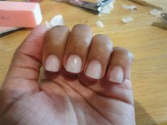 This is the length of acrylic nails i want for wedding