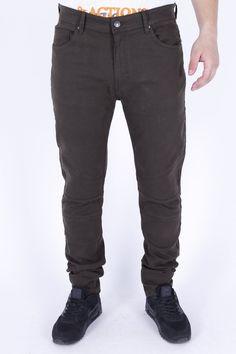 Blugi verzi barbati Parachute Pants, Black Jeans, Fashion, Moda, Fashion Styles, Black Denim Jeans, Fashion Illustrations