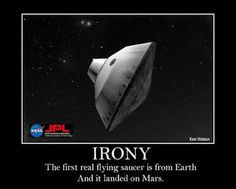 The first real flying saucer