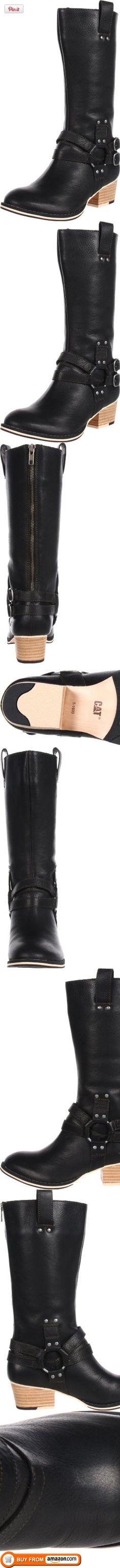 Caterpillar Women's Rosie boot, black.