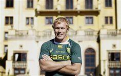 Schalk Burger, rugbyspeler