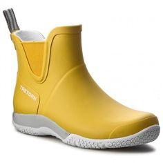 Gumáky TRETORN - Öresund 473111 Yellow White 70 f2673d3aef4