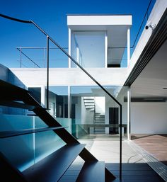 Calm House by Apollo Architects, Tokyo suburbs.